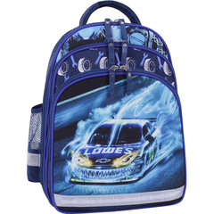 Рюкзак школьный Bagland Mouse 225 синий 555 (00513702)