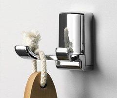 Крючок в ванную WasserKRAFT Leine K-5023D двойной