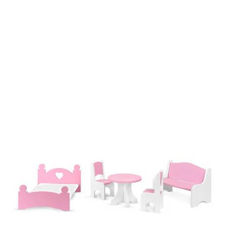 Набор кукольной мебели для