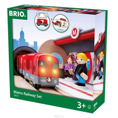 BRIO Железная дорога набор