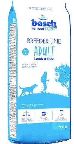 Bosch Breeder Lamb & Rice (20 кг)