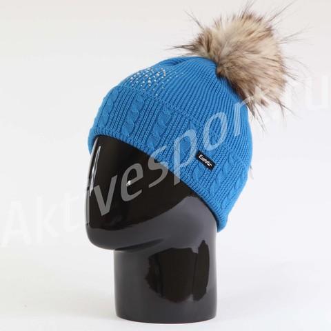 Картинка шапка Eisbar lady fine lux crystal 26
