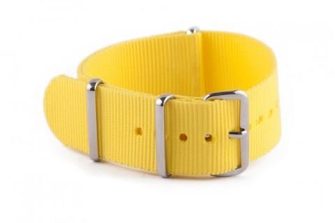 Nato Strap Yellow