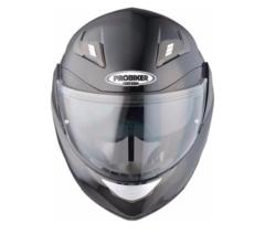 Мотошлем - PROBIKER KX5 Z-LINK 2.0 (металлик, черный)