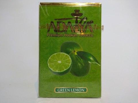 Табак для кальяна ADALYA Green Lemon 50 g