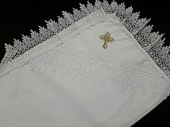 Пеленка крестильная