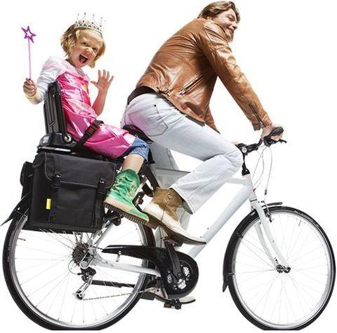 Картинка велокресло Bobike Junior classic
