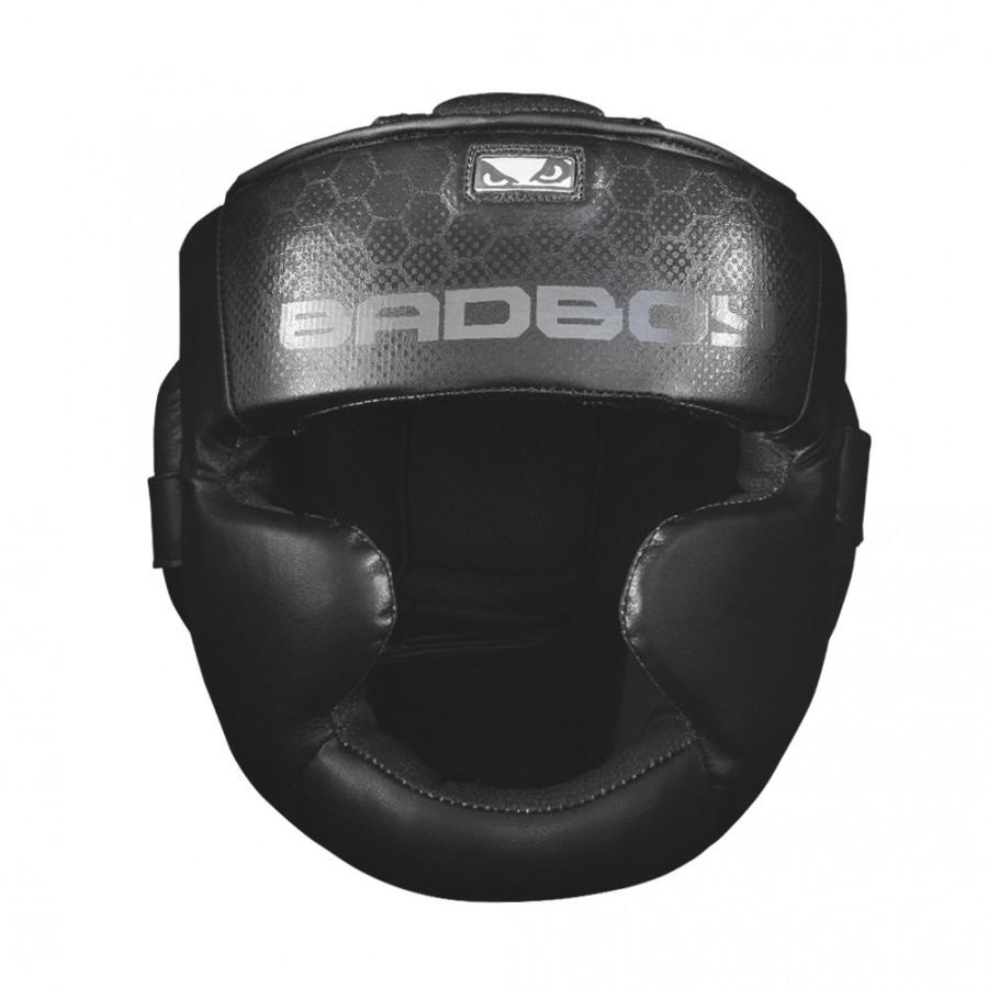 Шлемы Шлем Bad Boy Legacy 2.0 Head Guard - Black& 1.jpg