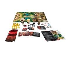 Настольная Игра Funkoverse Strategy Game: Jurassic Park 100 Base Set