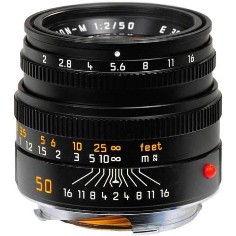 Leica Summicron-M 50mm f/2.0