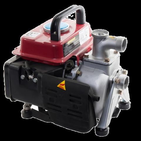 Мотопомпа бензиновая DDE PN40-II (выход 40мм, 2-хтакт, 2.0л.c, напор 17м, 15куб.м/час, бак (PN40-II)