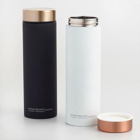 Термос Asobu La Baton (0,5 литра), мрамор