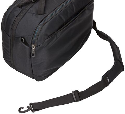Картинка сумка городская Thule Subterra Boarding Bag 23l Black