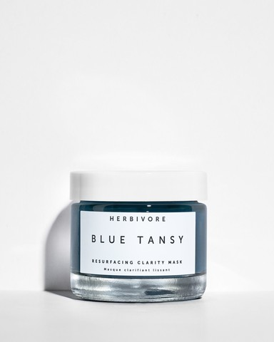 Ревитализирующая маска для лица c AHA и BHA кислотами Blue Tansy AHA + BHA Resurfacing Clarity Mask