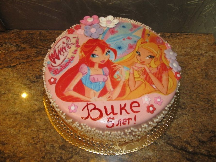 торт с днем рождения винкс картинки затем эмигрант, также