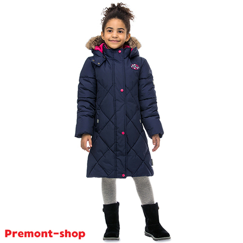 Пальто Premont Флоранс для девочки WP81402