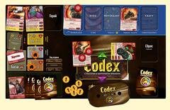 Codex: Коврик для игры
