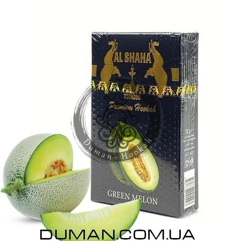 Табак Al Shaha Green Melon (Эль Шаха Зеленая Дыня)