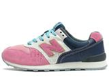 Кроссовки Женские New Balance 996 Pink White Navy