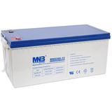 Аккумулятор для ИБП MNB MNG 200-12 (12V 200Ah / 12В 200Ач) - фотография