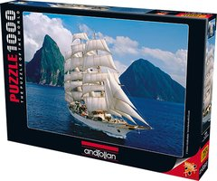 Puzzle Sea Cloud 1000 pcs