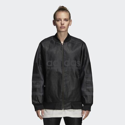 Куртка женская adidas ORIGINALS TRACK TOP BLACK