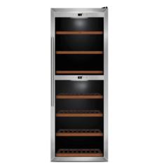 Винный холодильник 159x59,5x68,5 Caso WineComfort 1260 Smart фото