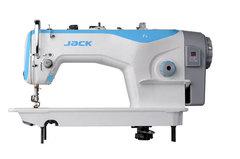 Фото: Одноигольная прямострочная швейная машина Jack F4 -H