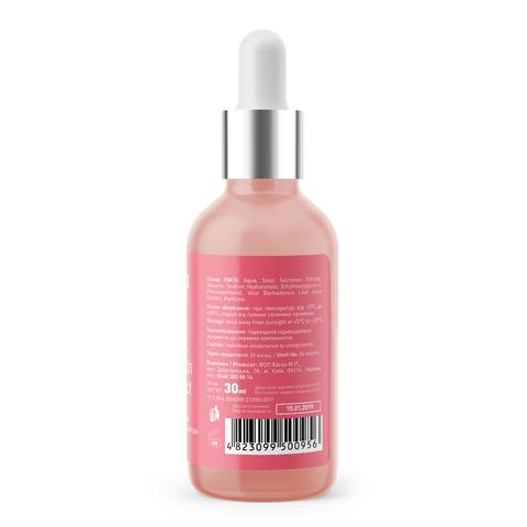 Сыворотка для лица Hyaluronic Acid Gel With Snail Extract Joko Blend 30 мл (4)