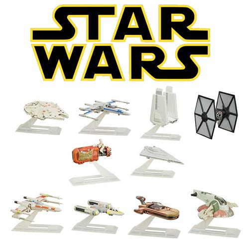 Star Wars Episode VII Black Series Die-Cast Vehicle Wave 01