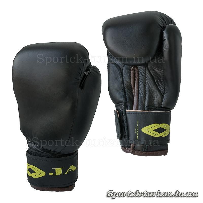 Перчатки для бокса на липучке JAB 8 oz
