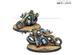 Haqqislam - Kum Motorized Troops