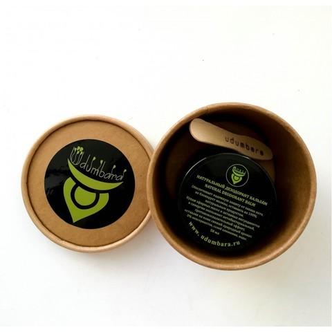 Натуральный  дезодорант бальзам