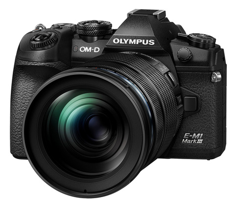 Olympus OM-D E-M1 Mark III Kit 12-100 mm f4.0 PRO Black