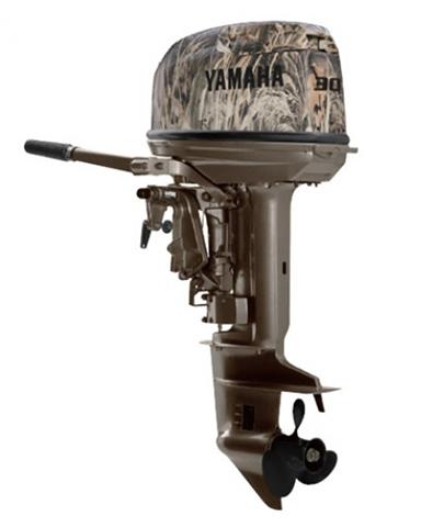 Лодочный мотор Yamaha 30 HMHS CAMO