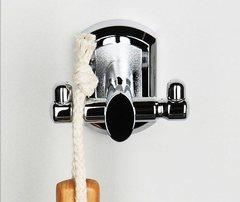 Крючок в ванную WasserKRAFT Oder K-3023D двойной