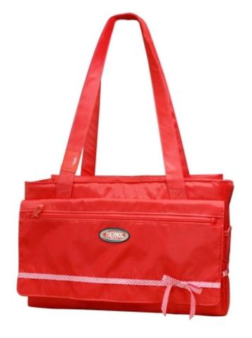 Термосумка детская Thermos Foogo Large Diaper Fashion Bag (красная)