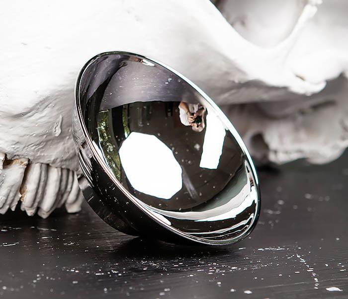 RAZ450 Красивая чаша для бритья из стали фото 02