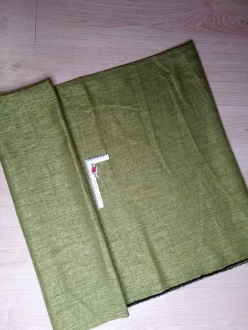 Блекаут лен зеленый