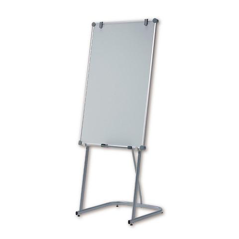Флипчарт магнитно-маркерный 75x120 см на подставке Maul Hebel UniFlip
