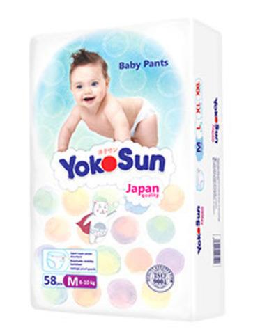 Трусики Yokosun,  6-10 кг (M)