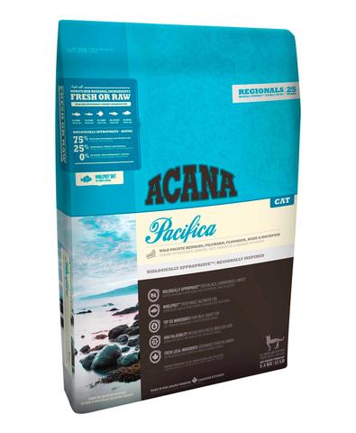 Acana Regionals Pacifica Cat корм беззерновой для кошек (рыба) 1,8 кг