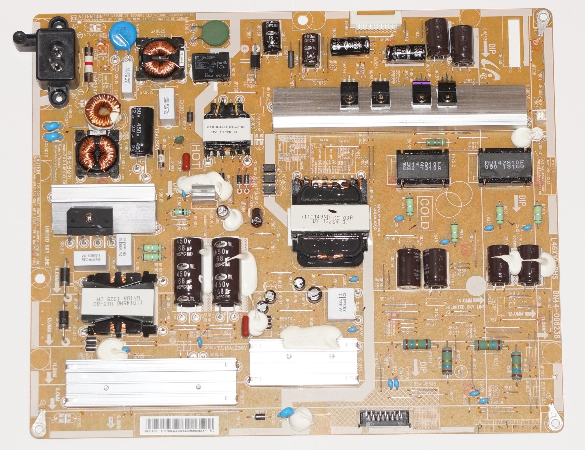 BN44-00623B L46X1Q-DHS