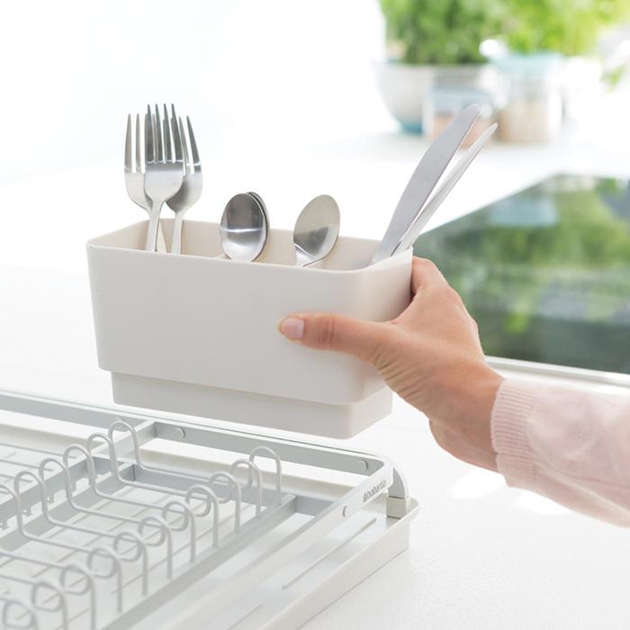 Сушилка для посуды, Светло-серый, арт. 117428 - фото 1