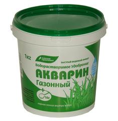 Водорастворимое удобрение Акварин газонный 1кг