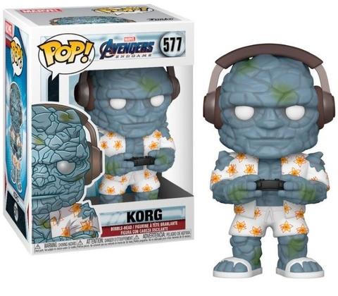 Korg (Avengers Endgame) Funko Pop!    Корг