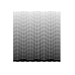 Шторка для ванной тканевая WasserKRAFT Donau SC-24101 180х200 см