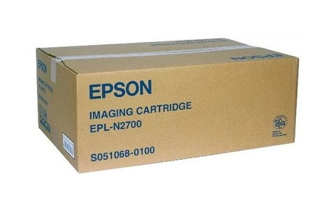 Картридж Epson C13S051068 черный