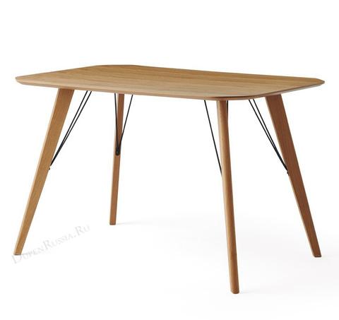 Обеденный стол DUPEN DT-901 Дуб MANHATTAN