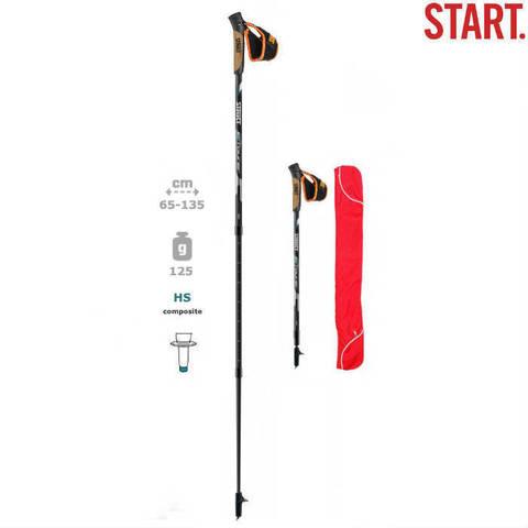 Скандинавские палки Start T3 Tourer HS Composite 100% Финляндия